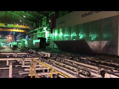 Japan steel factories