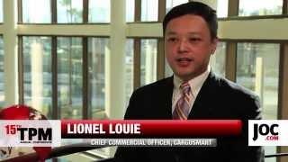 JOC | TPM 2015 Sponsor: Lionel Louie, CargoSmart