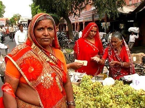 Indien - Jaipur - Hauptstadt von Rajasthan