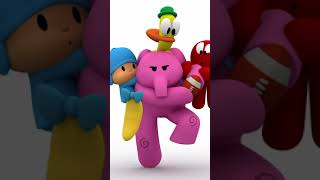 🏅 POCOYO GAMES 🏋 Race with Weights
