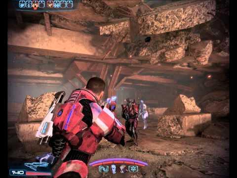 """Смотреть прохождение игры Mass Effect 3. Серия 11: """"Это мой сын..."""""""