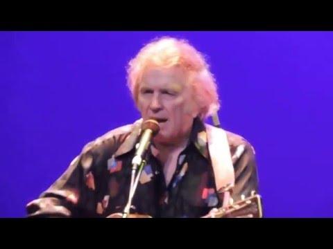 Don McLean American Pie Live in Los Angeles 2016