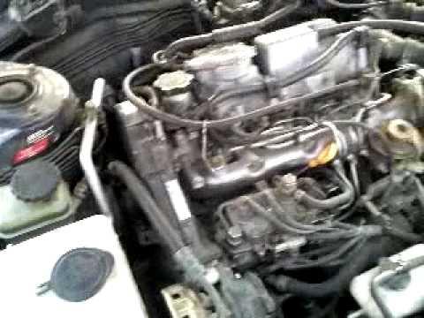 Ford L Engine Diagram Corolla 2c E Engine Start Youtube