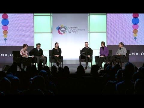 Obama Foundation Summit | Morning Session: Business & Society