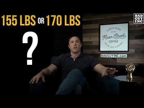 McGregor vs Poirier, 155 lbs or 170 lbs?