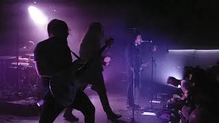 Zeal & Ardor - Fire of motion @ La [2] de Apolo (Barcelona, 19-12-18)