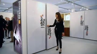 Компланарные шкафы BORTOLUZZI SLIDER SLIDER L70