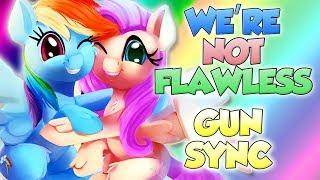 Daniel Ingram - We're Not Flawless GUN SYNC (loophoof Remix)