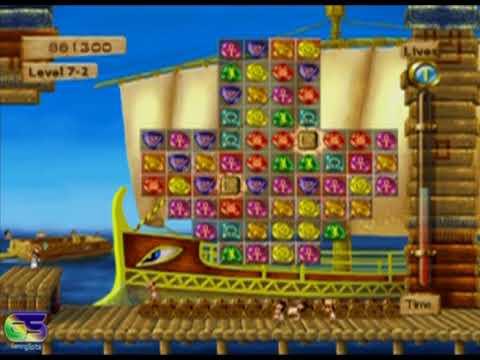 7 Wonders Of The Ancient World Gameplay Walkthrough Part 9 Lighthouse Alexandria 1 2