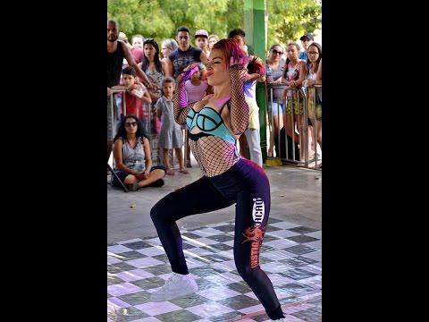 Battle Reggaeton - 2° Dembow Dance [Salgo Pa' La Calle - Daddy Yankee ft. Randy]