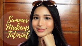 Baixar Summer Makeup Tutorial Ft. Loreal Lumi Cushion Foundation | Tyra C.