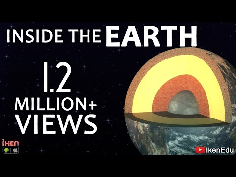 Inside the Earth | IkenEdu