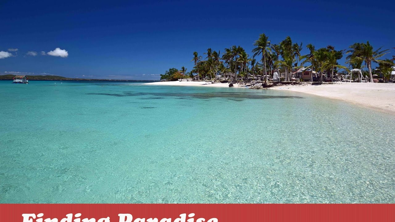 Top  Beaches In Cebu Philippines