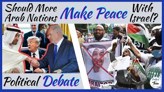 5 Minute Debate | VICTORY OR TREACHERY? UAE-Israel Peace Deal