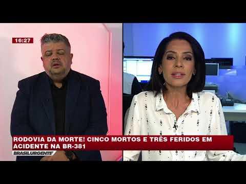 BRASIL URGENTE MINAS 07/09/2018