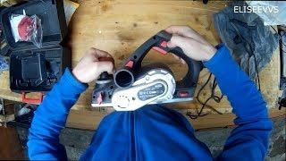 обзор и тест электро рубанка SKIL 1565