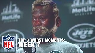 LaDainian Tomlinson Rants about the 3 Worst Moments of Week 7 | NFL Network