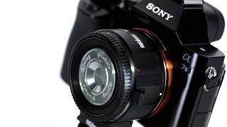 Quick Look | Rising Pinhole Lens Caps