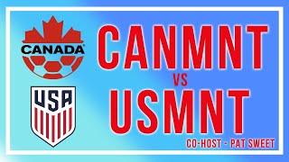 CanMNT vs USMNT Preview And CanPL Influence?   AFC Curtis CanPL Show Nov. 12 Clip