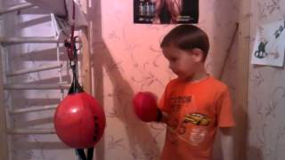 уроки бокса от дена 6 лет.
