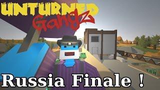 "UNTURNED GangZ - ""Goodbye Russia! Season 2 Finale!"" - S2E14 (Multiplayer Server / PvP / Pranks)"