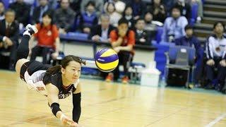 佐野 優子 Yuko SANO {JPN} - Best Libero in the World - MVP at 2014 FIVB World Grand Prix [720p]