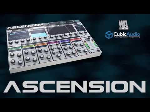 ASCENSION - W. A. Production Edition | Ultra Powerful Dance Music Workstation