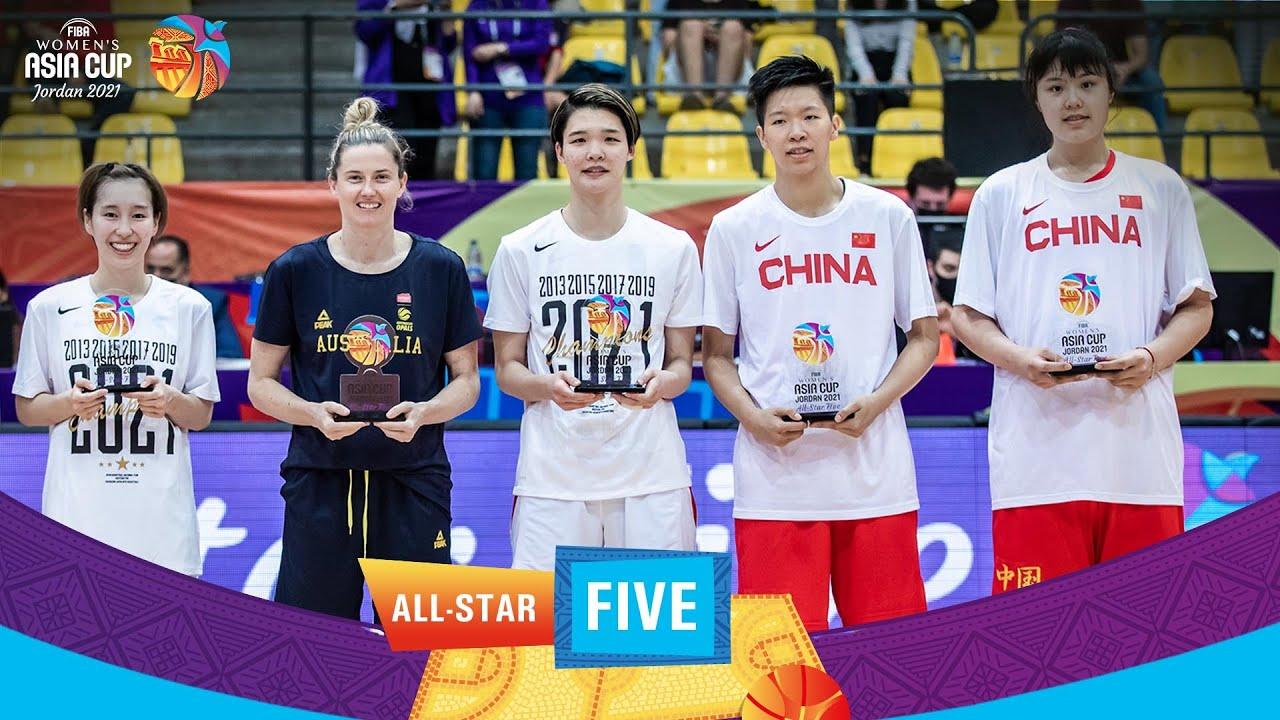 All-Star Five   FIBA Women's Asia Cup 2021