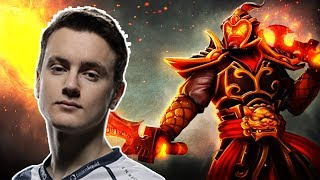 Miracle Dota 2 Plays Ember Spirit Try Hard Immortal Rank Match Live Stream