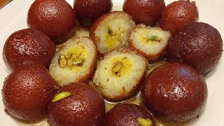 Gulab Jamun Recipe| New Recipes 2019| Dinner Recipes Indian Vegetarian|Sweet Recipe| New Recipe