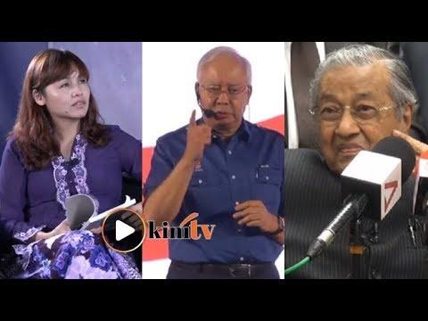 Najib 'serang' Dr M lagi, MP Kulai bangkit isu saman 'Selasa' - Sekilas Fakta, 15 Mac 2018