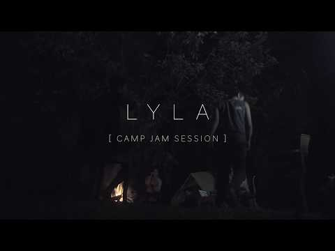 LYLA- DAN LAGI acoustic version on camp jam session