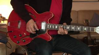 1970 Gibson ES-335 cherry Part 2