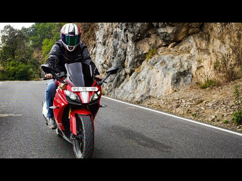 GUESS WHATS COMING! TVS Apache RR 310 | Target Achieved