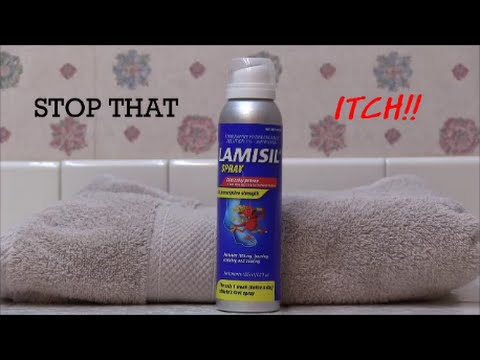 Lamisil AT For Women – Stop That Itch – Game Day (2015)