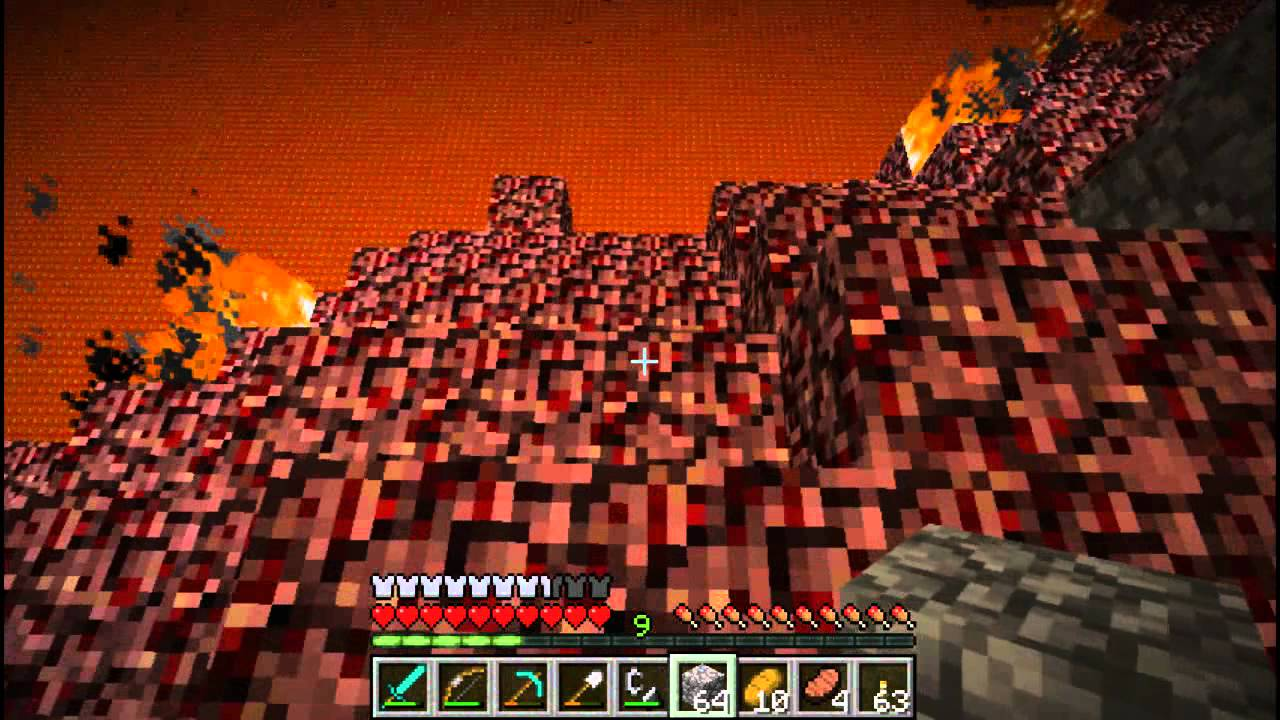 Blaze chicken minecraft