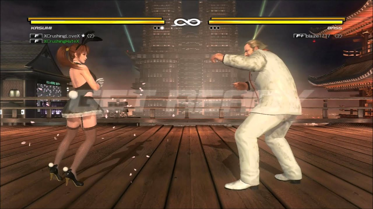 Dead or Alive 5 Ultimate: Mugen Tenshin! by Project CRUSH