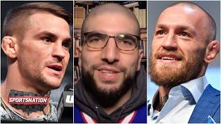 Ariel Helwani Previews Conor McGregor's Return Vs. Dustin Poirier At UFC 257 | SportsNation