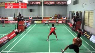 Kelvin Valentino Rizki Akbar Candra Wijaya VS Abdul Hadi Dio Irawan Aufa Kalsel Victory Bandung