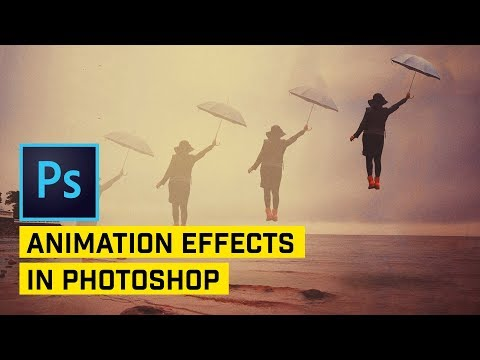Mary Poppins Effect in Photoshop