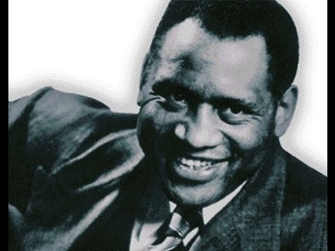 US Civil Rights - Paul Robeson