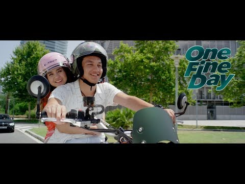Official Teaser ONE FINE DAY (2017) - Michelle Ziudith, Jefri Nichol, Amanda Rawles, Maxime Bouttier