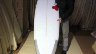 AL MERRICK NO 4 SURFBOARD REVIEW BY SECRETSPOT.CO.UK