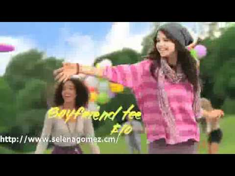 Selena Gomez Back to School National Commercial Dream Out Loud.flv