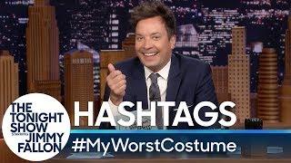 Hashtags:#MyWorstCostume