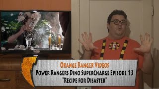 &quotRecipe for Disaster&quot Review - Power Rangers Dino SuperCharge Episode 13
