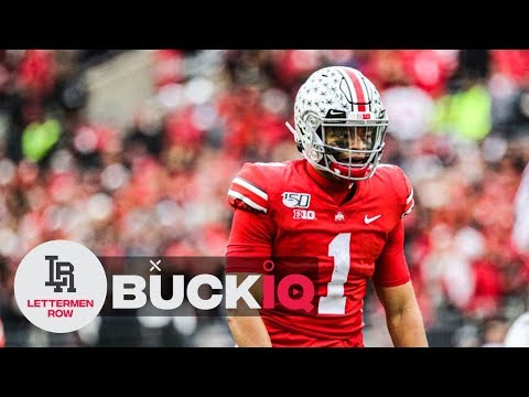 BuckIQ: Resilience, Fearlessness Give Ohio State Trust In Justin Fields