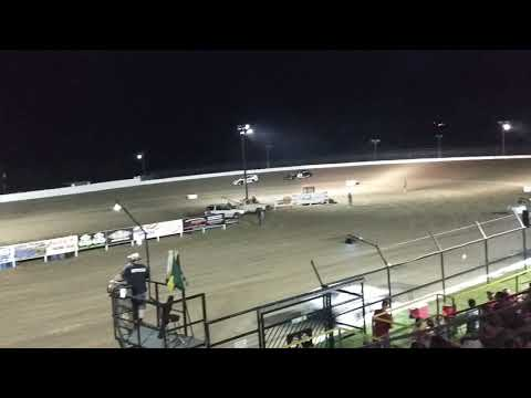 Modified Heat #1 @ Grayson County Speedway 07/13/19