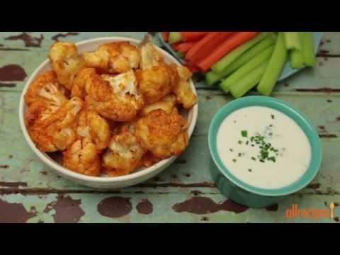 How to Make Buffalo Cauliflower | Appetizer  Recipes | Allrecipes.com