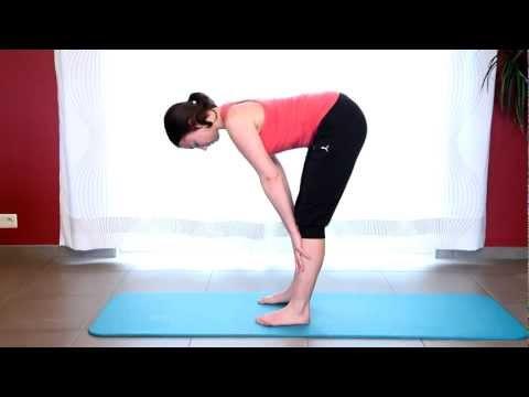 10 minutes pour un corps souple et tonique:Stretch yoga tutorial routine